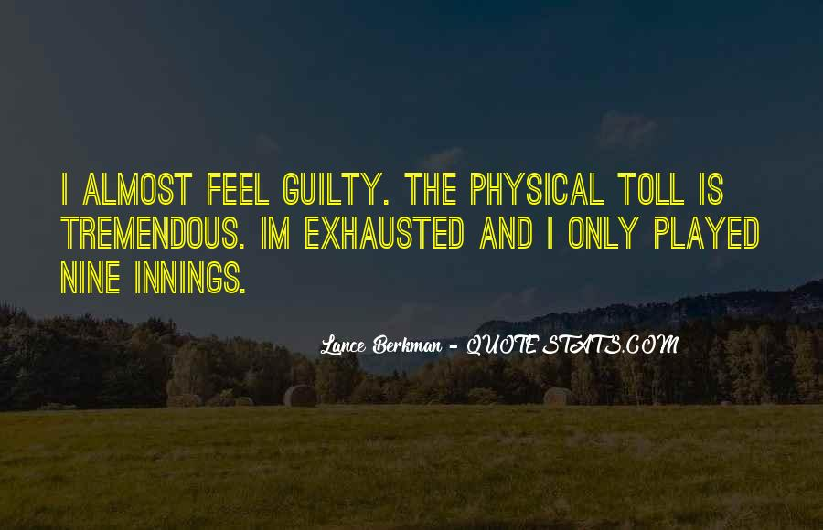 Quotes About Tolls #938221