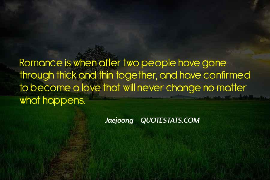 Quotes About Two People In Love But Cant Be Together #1092308