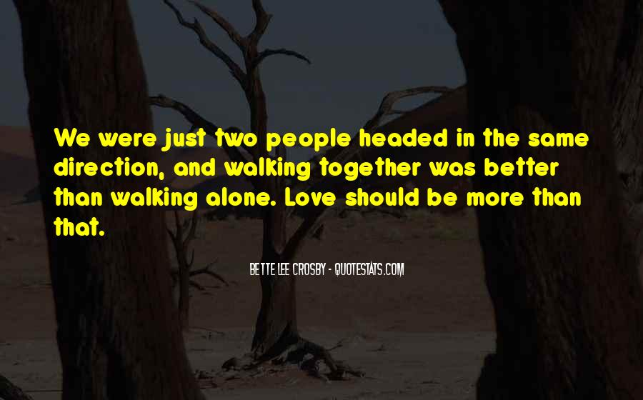 Quotes About Two People In Love But Cant Be Together #1123746