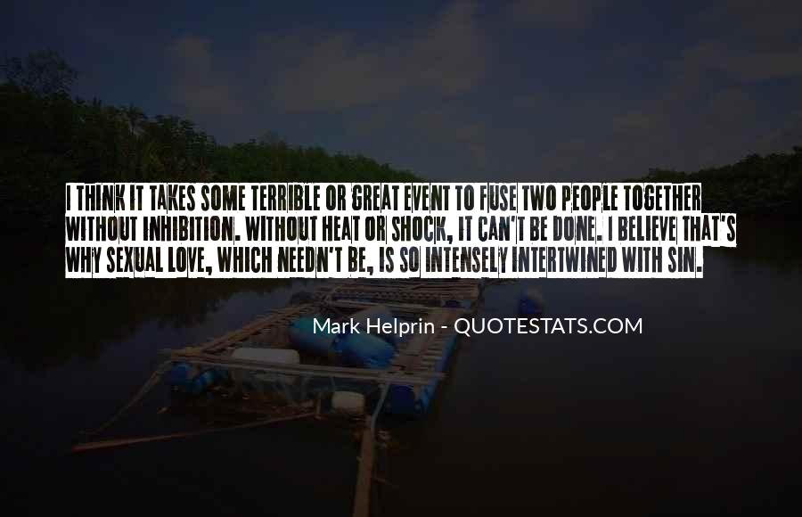 Quotes About Two People In Love But Cant Be Together #158349