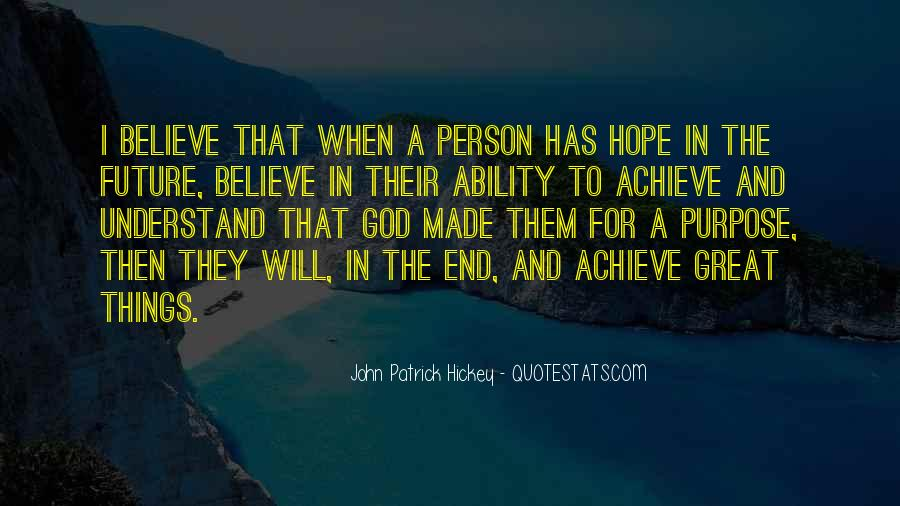 Quotes About Purpose And Success #241102