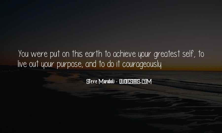 Quotes About Purpose And Success #297019