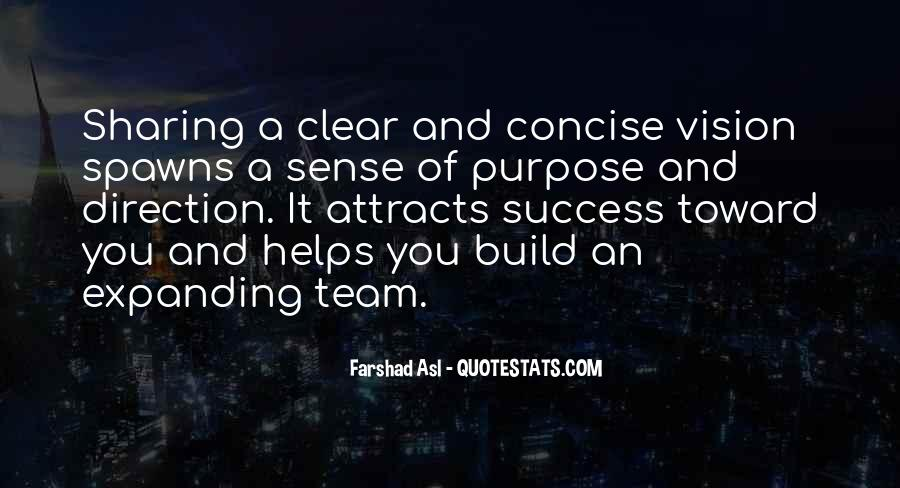 Quotes About Purpose And Success #58489