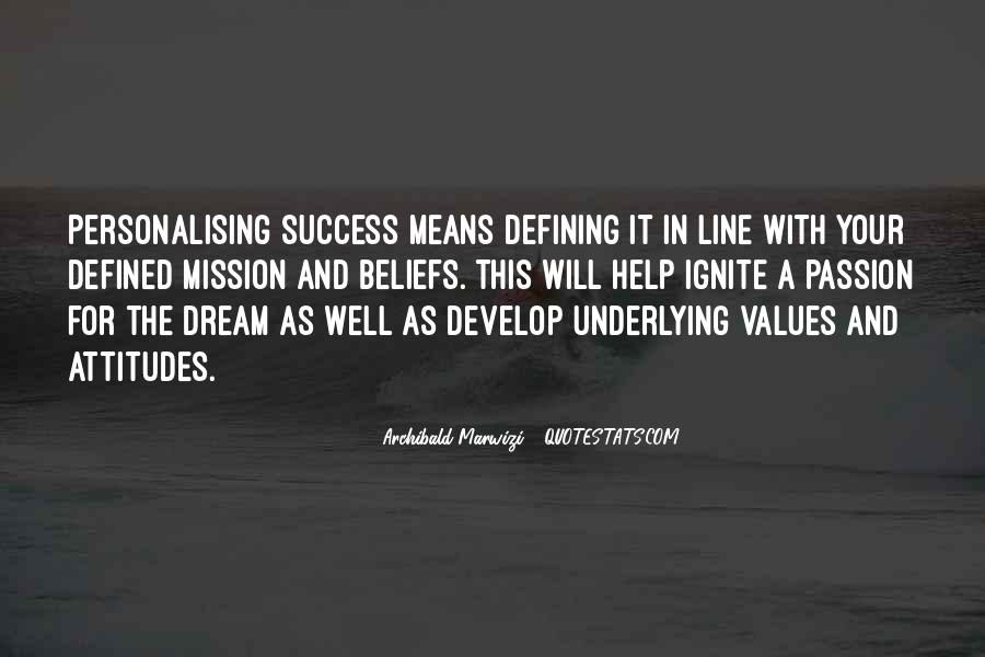Quotes About Purpose And Success #655115