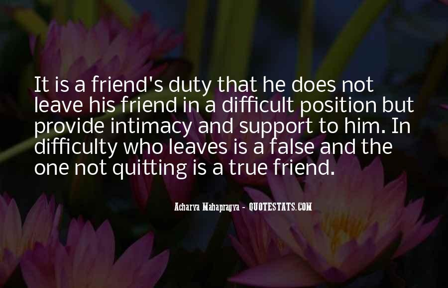 Quotes About Life Friendship #152400
