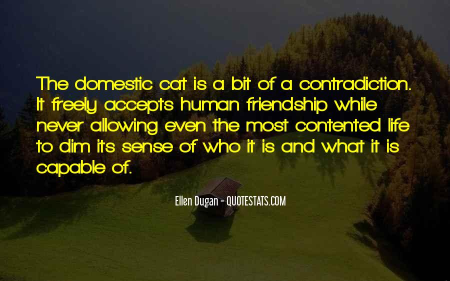 Quotes About Life Friendship #184685