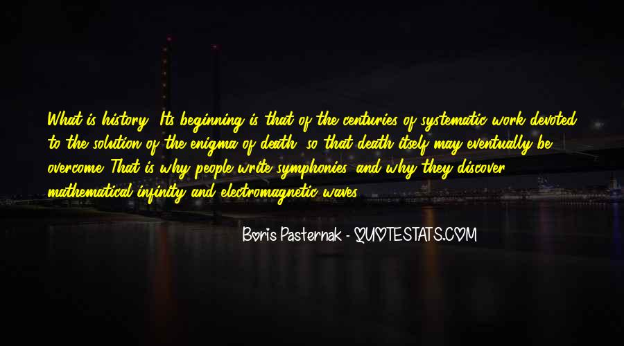 Quotes About Electromagnetic Waves #1193362