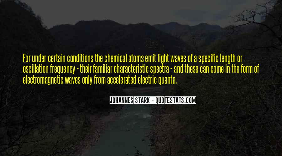 Quotes About Electromagnetic Waves #668296