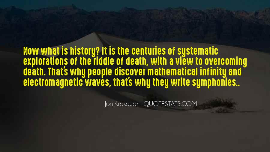 Quotes About Electromagnetic Waves #928262