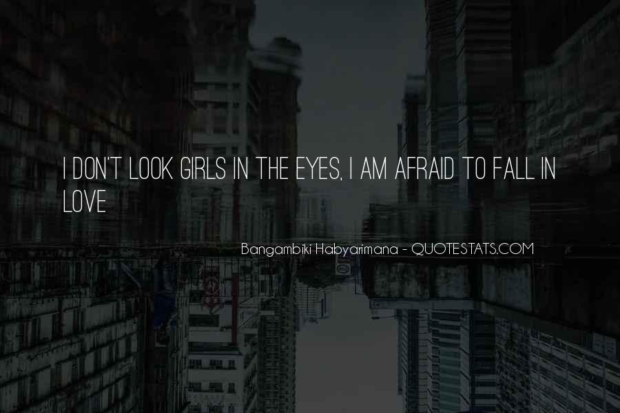 Quotes About Your Girlfriend's Eyes #1291830