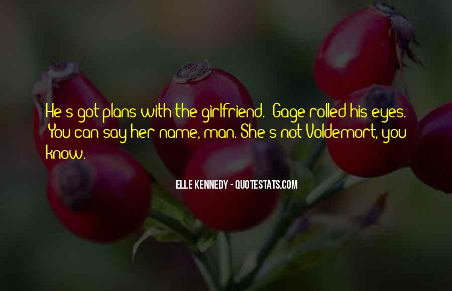 Quotes About Your Girlfriend's Eyes #348417