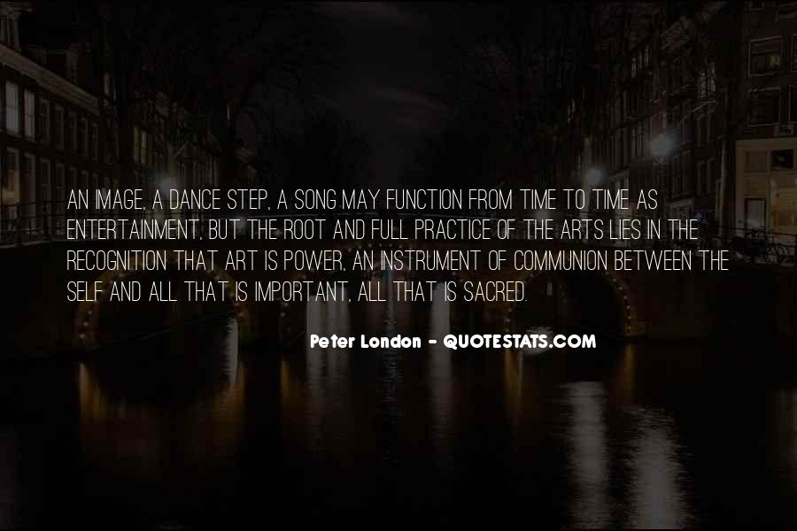 Quotes About Self Entertainment #183417