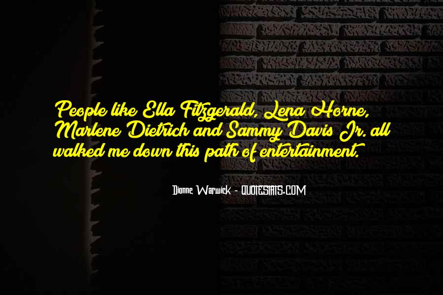 Quotes About Self Entertainment #57172
