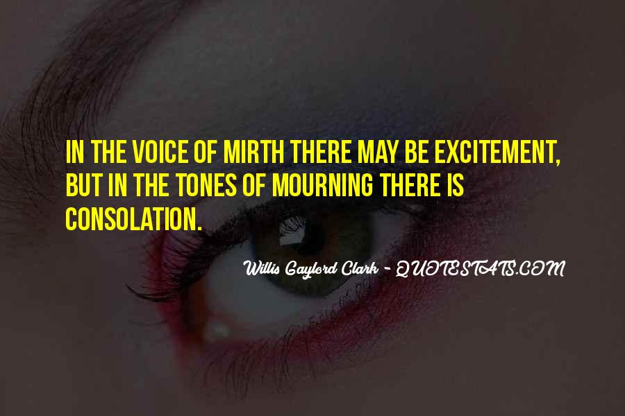 Quotes About Mirth #152838