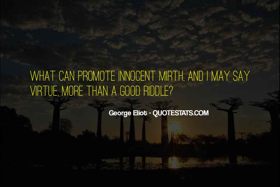Quotes About Mirth #259020
