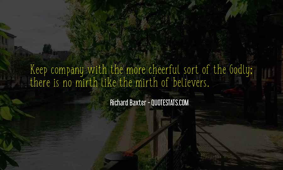 Quotes About Mirth #515272