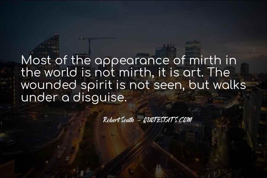 Quotes About Mirth #642875