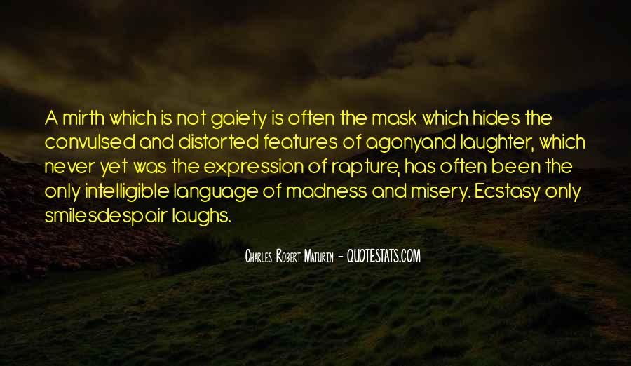 Quotes About Mirth #709738