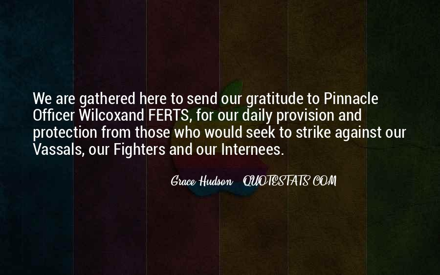 Quotes About Grace And Gratitude #1385909