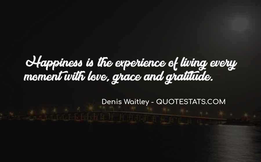 Quotes About Grace And Gratitude #145619