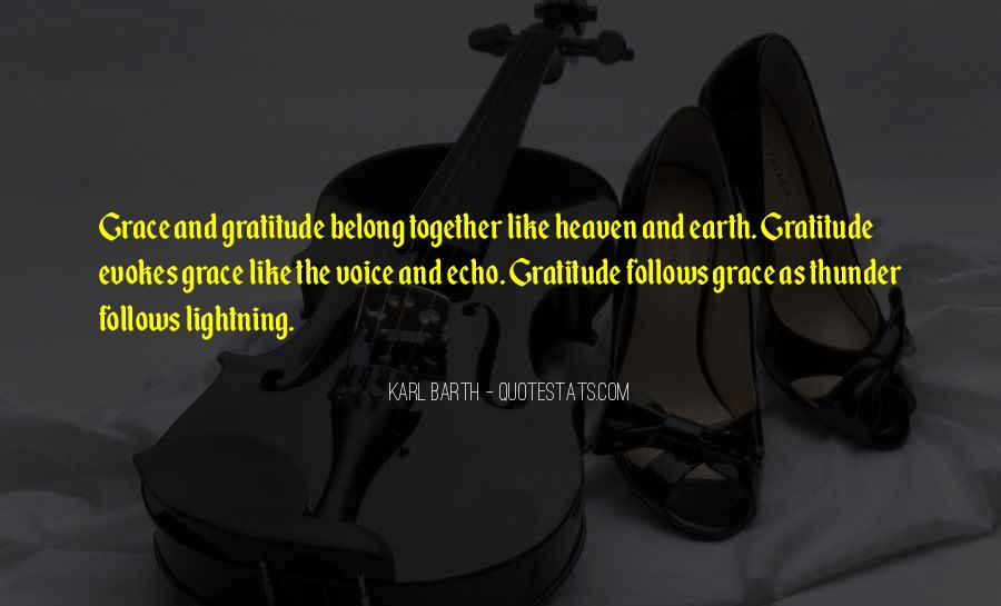 Quotes About Grace And Gratitude #1628732