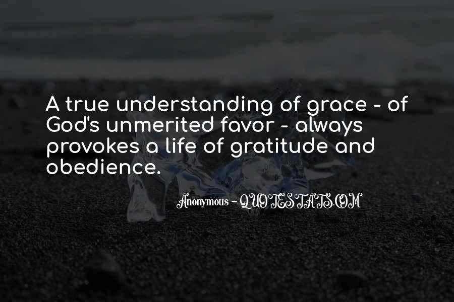 Quotes About Grace And Gratitude #1650943