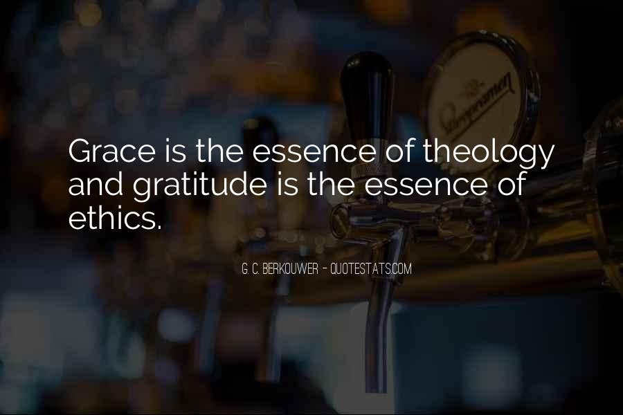 Quotes About Grace And Gratitude #664779