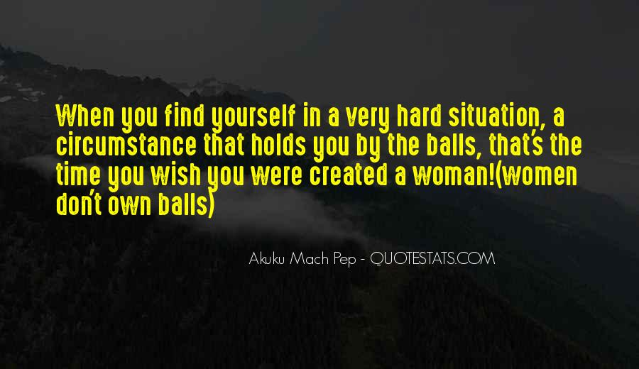Quotes About God Created Woman #1016220