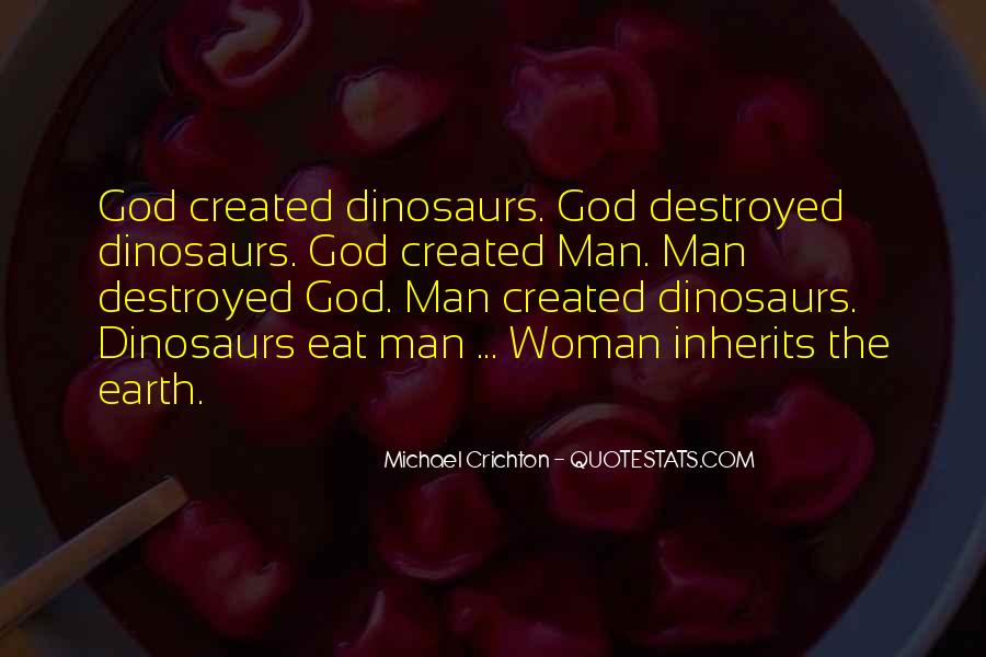 Quotes About God Created Woman #1075584