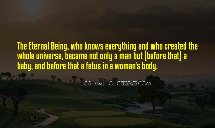 Quotes About God Created Woman #233368