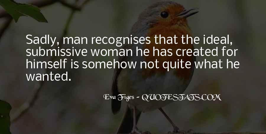 Quotes About God Created Woman #465109