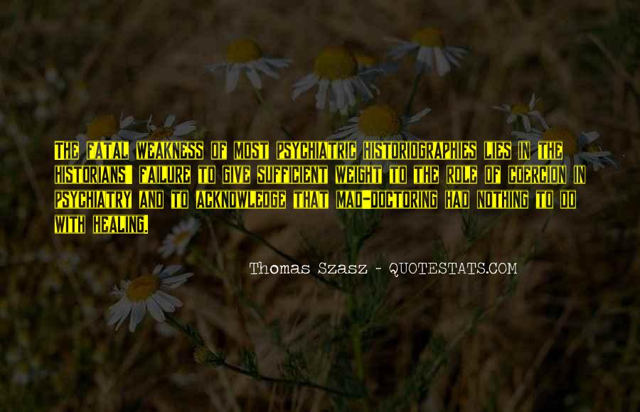 Quotes About Fatal Illness #135853