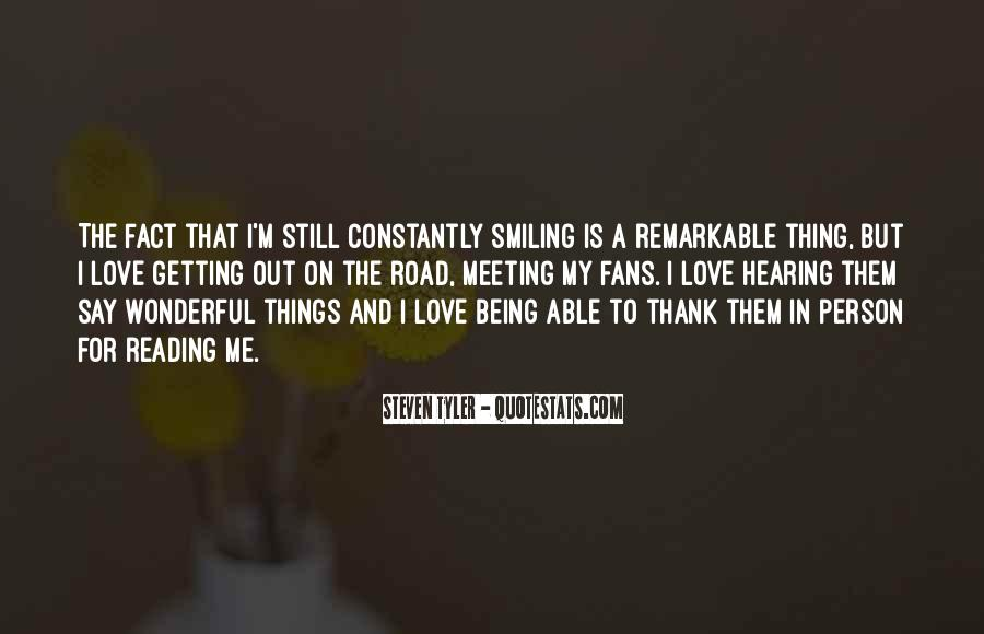 Quotes About Being Remarkable #1301380