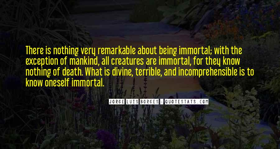Quotes About Being Remarkable #1308483