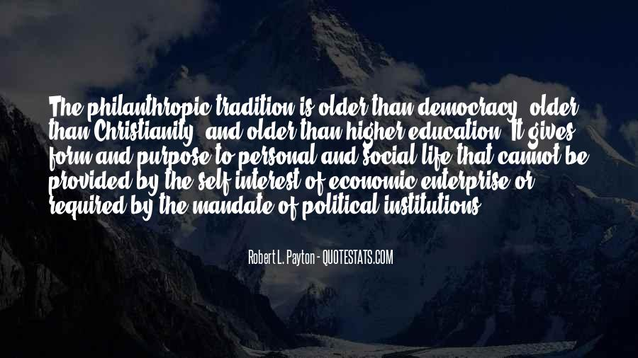 Quotes About Political Institutions #625376