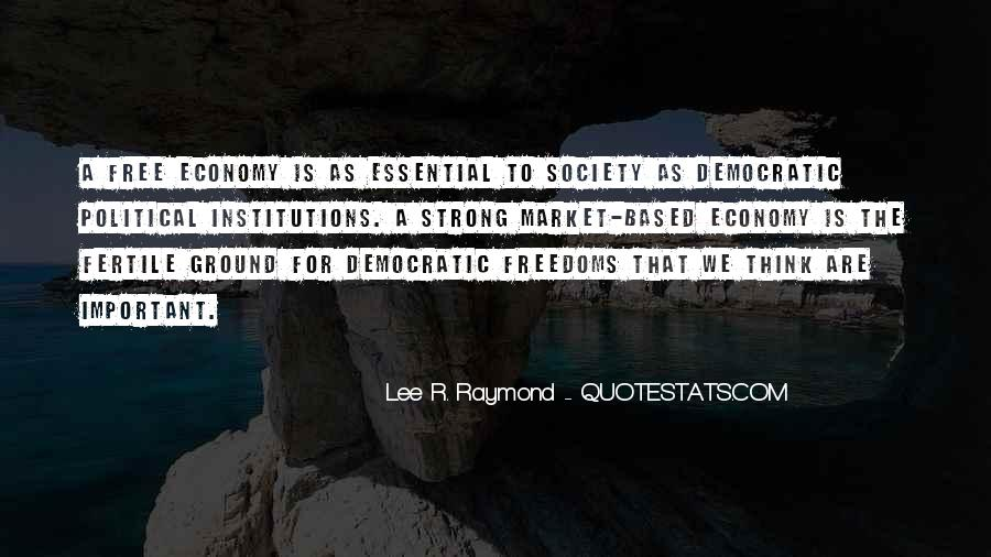 Quotes About Political Institutions #626562