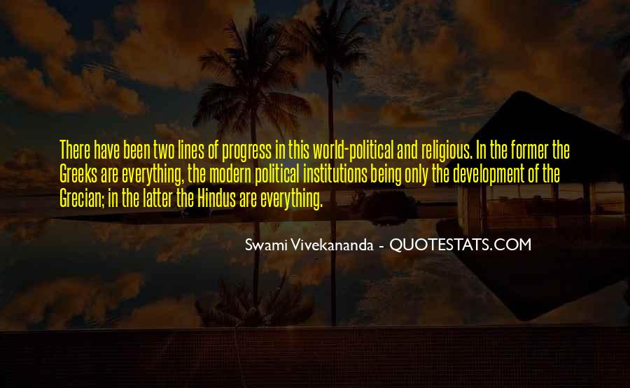 Quotes About Political Institutions #685953