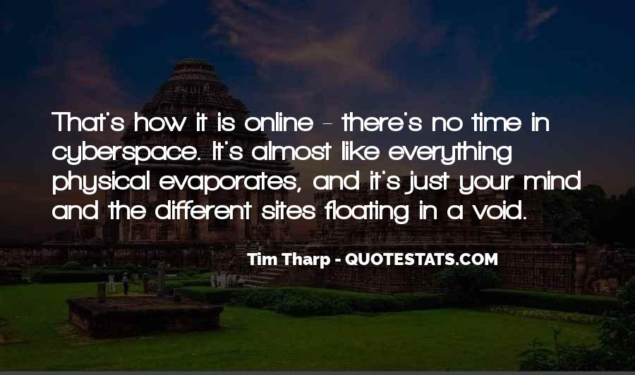 Quotes About Cyberspace #1872775