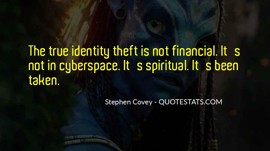 Quotes About Cyberspace #597642