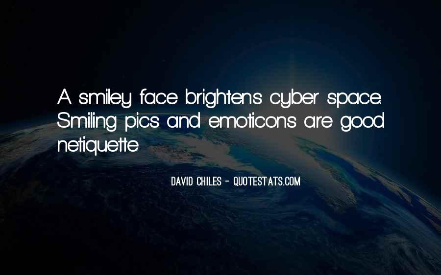Quotes About Cyberspace #764839