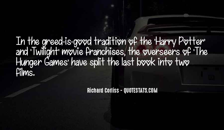 Quotes About The Hunger Games Movie #690156