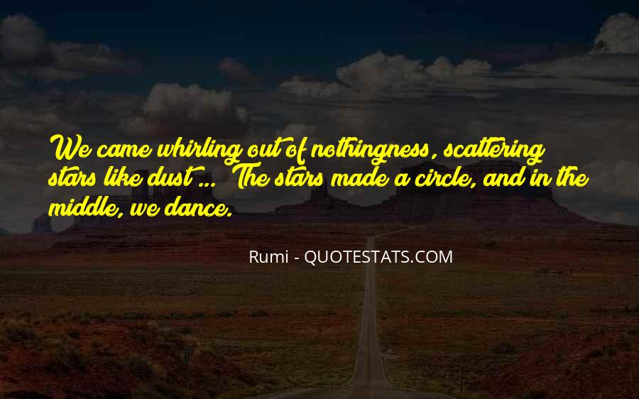 Quotes About Whirling #1196031