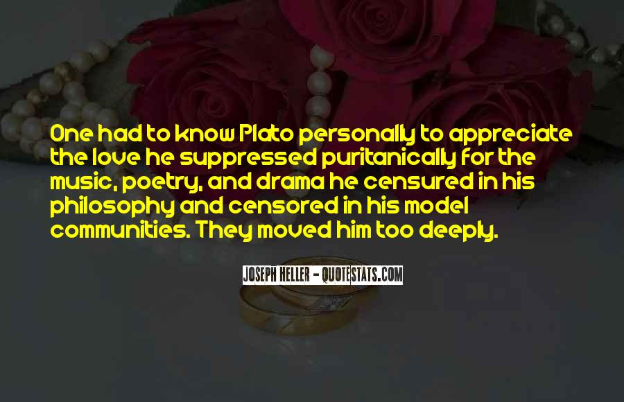 Quotes About Music Plato #1162049