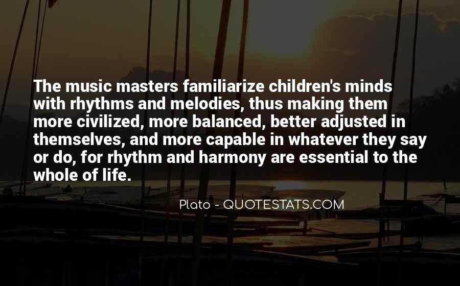 Quotes About Music Plato #1254628