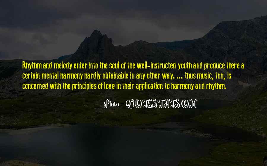 Quotes About Music Plato #420869