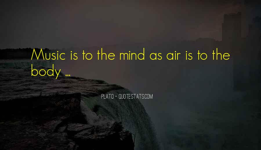 Quotes About Music Plato #63543