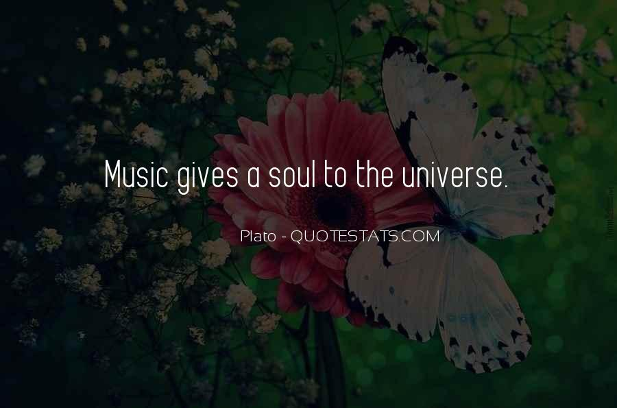 Quotes About Music Plato #642414