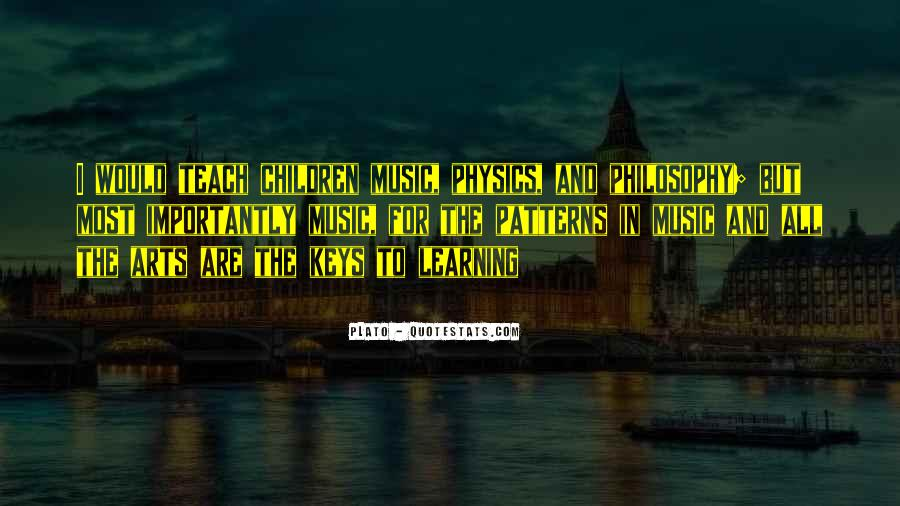 Quotes About Music Plato #730493