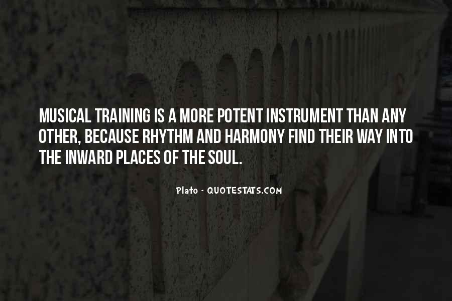 Quotes About Music Plato #76140