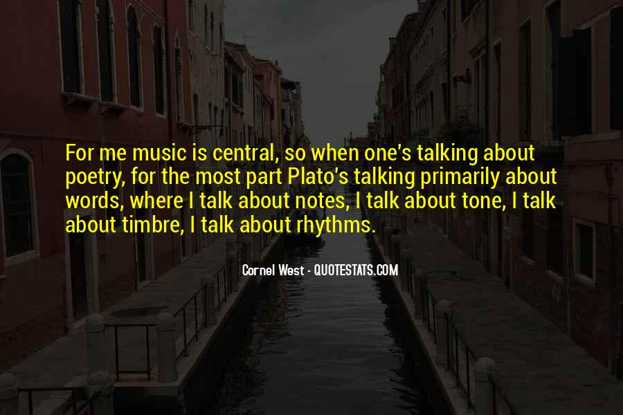 Quotes About Music Plato #83399